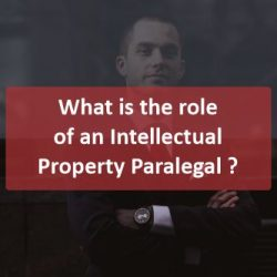 What is the role of an Intellectual Property Paralegal