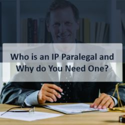 Who is an IP Paralegal and Why do You Need One